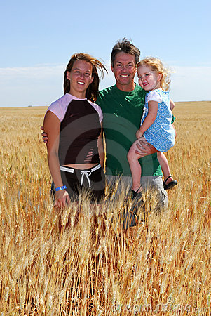 Free Farmer And Kids Royalty Free Stock Photography - 3119927