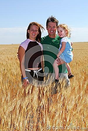 Farmer and Kids