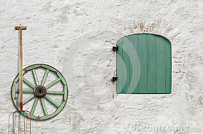 Farmer s House Wall