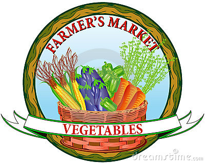 Farmer s vegetable market