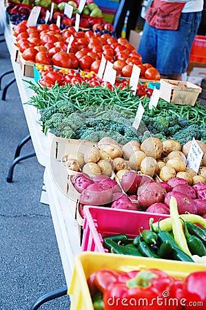Free Farmers Market Stock Photo - 3086840