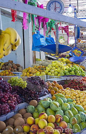 Free Farmers Market Royalty Free Stock Photo - 4747155