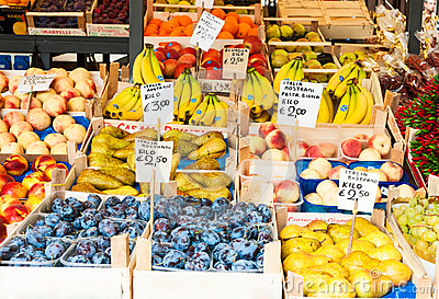 Farmers Market, Venice