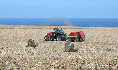 Farming activity