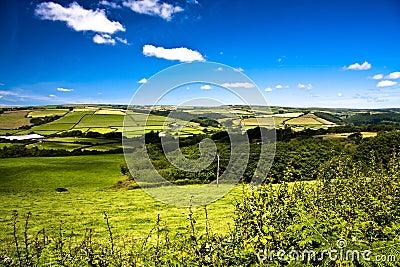 Farming in Devon