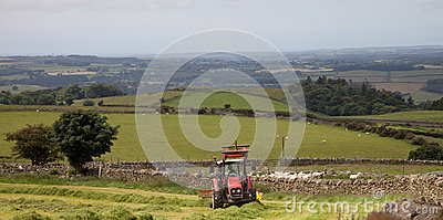 Farming Views around Snowdonia