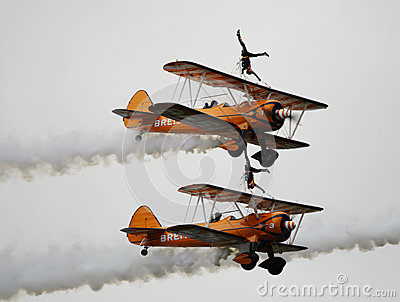 Farnborough Airshow 2012 Editorial Photography