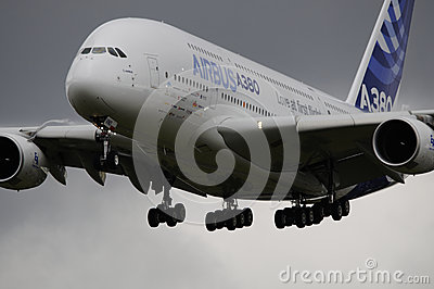 Farnborough Airshow 2012 Editorial Photo