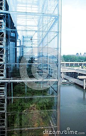 Fasadowy szkła