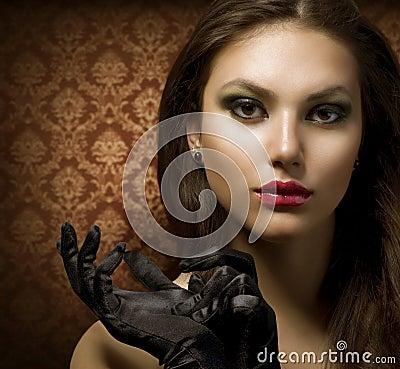 Fashion Art Portrait