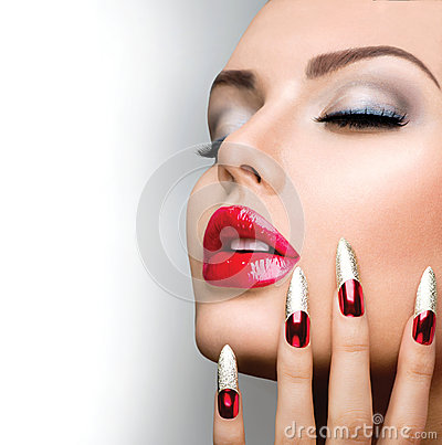 fashion beauty model girl royalty free stock photo  image