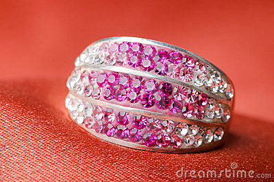 Fashion concept with ring