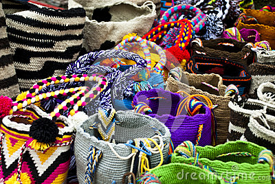Fashion - Crochet handbags