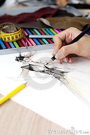 Free Fashion Designer Royalty Free Stock Image - 16620796