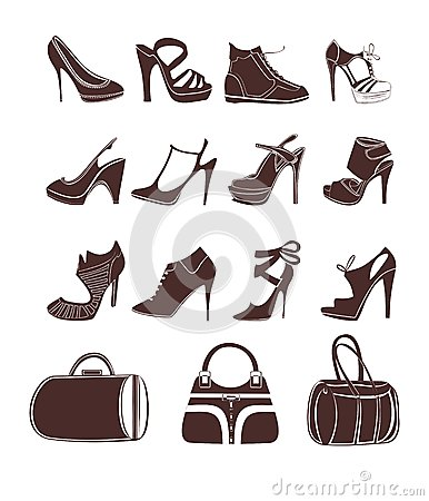 Fashion footwear and bags
