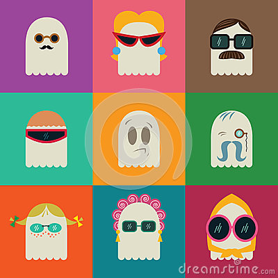Fashion ghosts