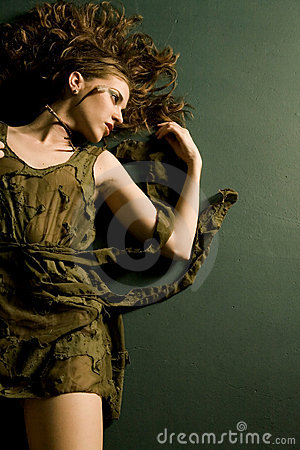 Free Fashion Girl Royalty Free Stock Photo - 1220745