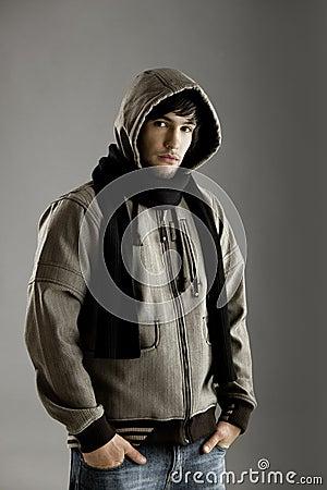 Free Fashion Man Stock Photography - 10580232