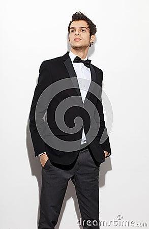Free Fashion Man Stock Images - 12685674