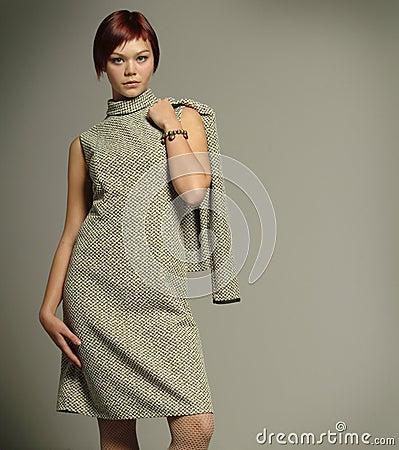 Free Fashion Model Royalty Free Stock Photo - 1447435