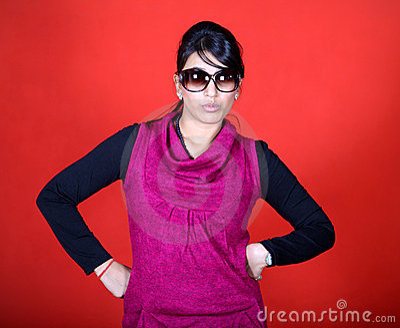 Fashion model