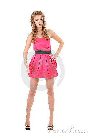 Fashion Model Royalty Free Stock Images - Image: 22297789