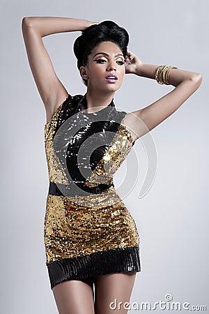 Free Fashion Model Royalty Free Stock Images - 26393459