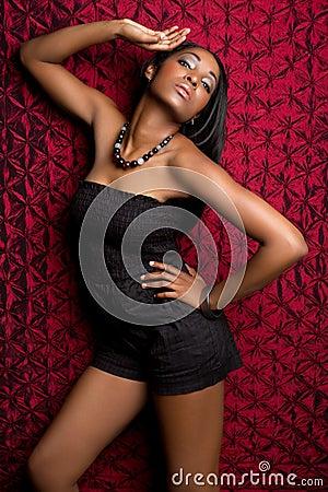 Free Fashion Model Woman Royalty Free Stock Photography - 14937117