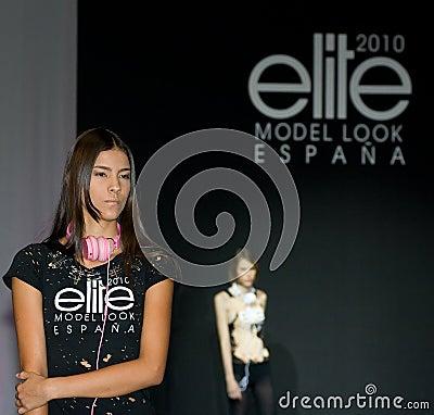 Fashion parade Editorial Image