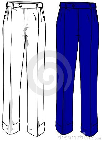 Fashion Plates Formal Trousers
