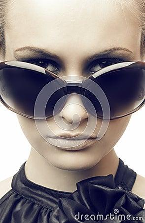 Free Fashion Portrait Stock Photography - 10409982