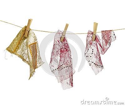 Fashion rags