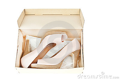 Fashion sexy shoes, High-heel for Women in box