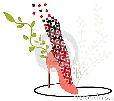 Fashion shoe 2