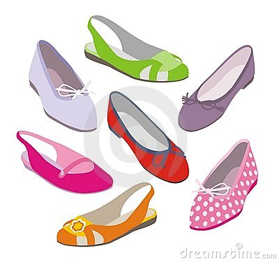 Free Fashion Shoes Stock Photography - 1188012