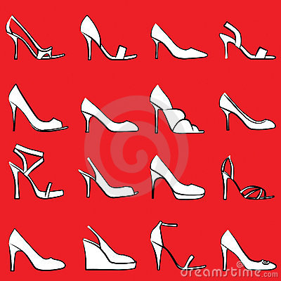 Fashion Shoes Stock Photo - Image: 13778850