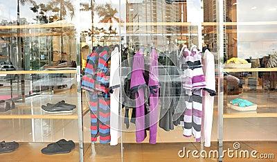 fashion shopwindow