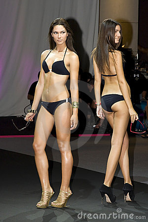 Fashion show Editorial Photo