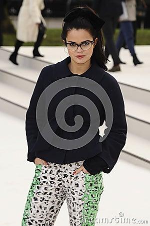 Fashion Show, Bip Ling Editorial Photo