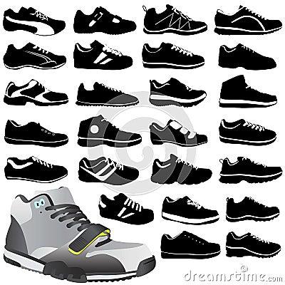 Fashion sport shoes