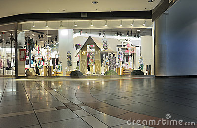 Fashion Store.