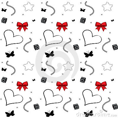 Fashion vector pattern