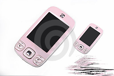 Fashionable cell-phone