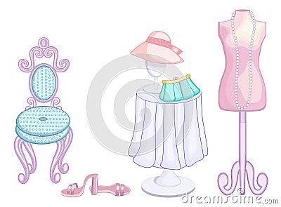 Fashionable and feminine