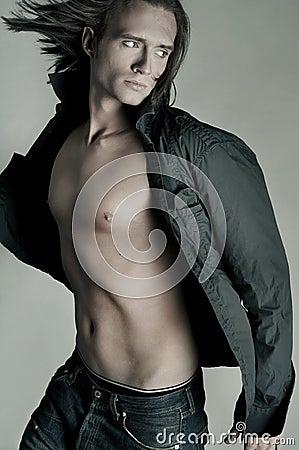Free Fashionable Man Stock Image - 14819961