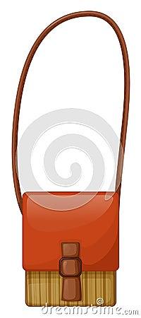 A fashionable slingbag