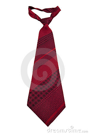 Free Fashionable Striped Necktie Stock Image - 5199261