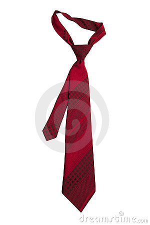 Free Fashionable Striped Necktie Royalty Free Stock Photography - 9236157