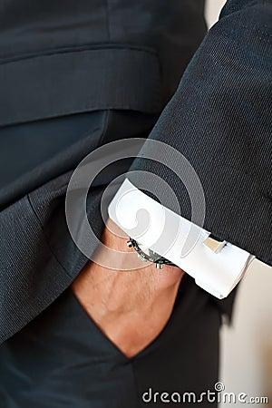 Fashionable suit