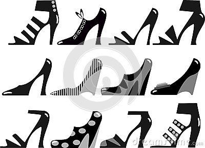 Fashionable women s footwear